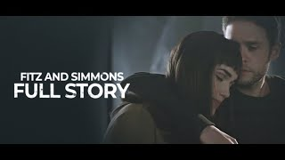 Fitz and Simmons | FULL STORY [1x01 - 7x13]