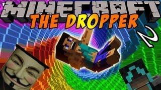 видео: Эпичные Прыжки С Ананимусом!  The Dropper 2  #1