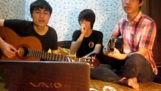 [Nhạc Thái Lời Việt] Anh cũng sống cũng biết nghĩ biết đau cover by Dầu Ăn Band