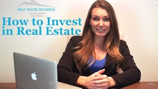 Turnkey Rentals I Passive Investing in Real Estate with Philly Income Properties