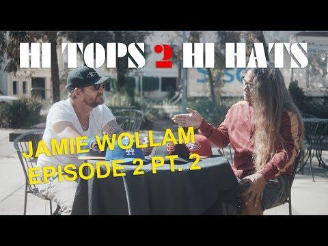 Jamie Wollam Pt. 2 On Stadium Tours, Dream Venues And What's Next | Hi Tops 2 Hi Hats