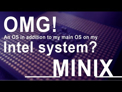 MINIX, a secret OS in your Intel system