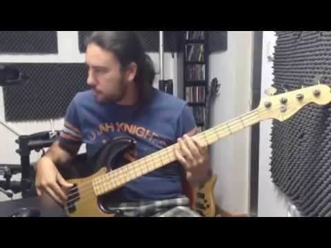 Earth Wind & Fire - Jupiter [Bass Cover]