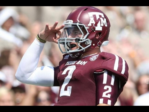 Johnny Manziel - Tunnel Vison | HD
