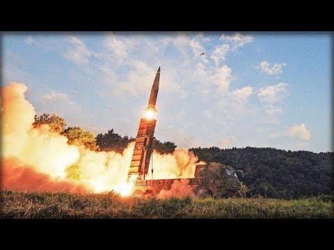 NORTH KOREA VOWS TO DESTROY US, JAPAN