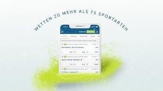 bet-at-home.com Sports-App DE