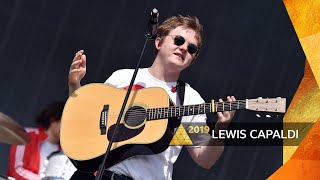 Lewis Capaldi - Hold Me While You Wait (Glastonbury 2019) Video