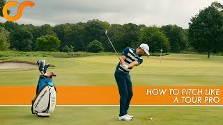 HOW TO PITCH YOUR BALL LIKE A TOUR PRO