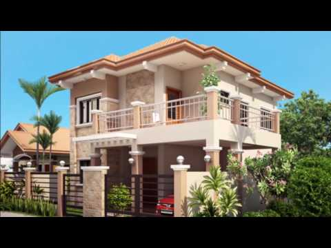 House exterior design, Outside House