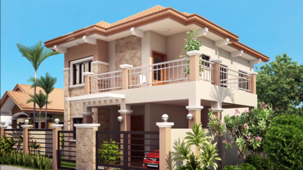 House exterior design, Outside House - YouTube