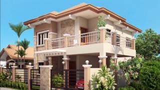 House Exterior Design, Outside House