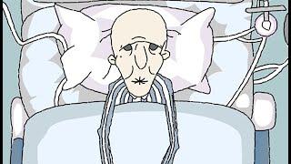 老人用两分钟讲述了自己的一生,到底是不够精彩,还是生活不幸