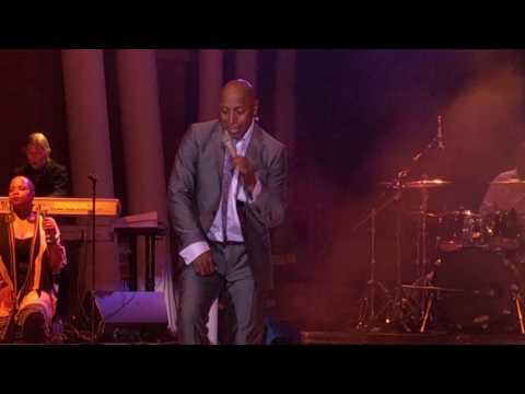 Jeffrey Osborne (LTD) - Love Ballad @ Country Club Hills 07/29/2017