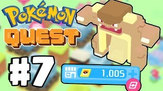 1000+ PM SPENDING DECORATION SPREE! (World Record!) - Pokemon Quest Part 7 (Switch, IOS, Android)