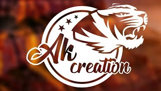 Genial logo-design | Picsart-logo-editing-tutorial | How to make logo || AK Schöpfung ||