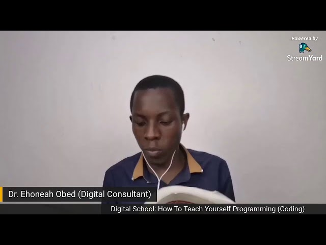 Digital School: How to teach yourself programming (coding) in the shortest possible time