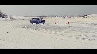 Уроки зимнего экстремального (контраварийного) вождения в автошколе БЦВВМ. #ROCKETPRODUCTION