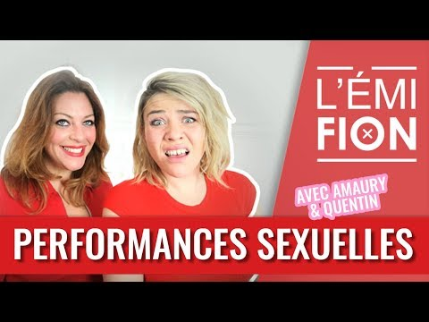 L'Émifion avec Amaury & Quentin sur les performances sexuelles — REPLAY