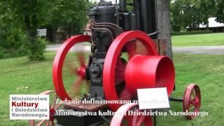Silnik Diesel w zbiorach Muzeum Rolnictwa w Ciechanowcu