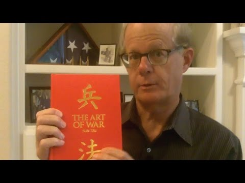 """""""The Art Of War"""" By Sun Tzu 