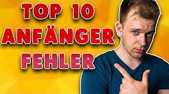 10 LoL Anfängerfehler | Tipps und Tricks League Of Legends Deutsch
