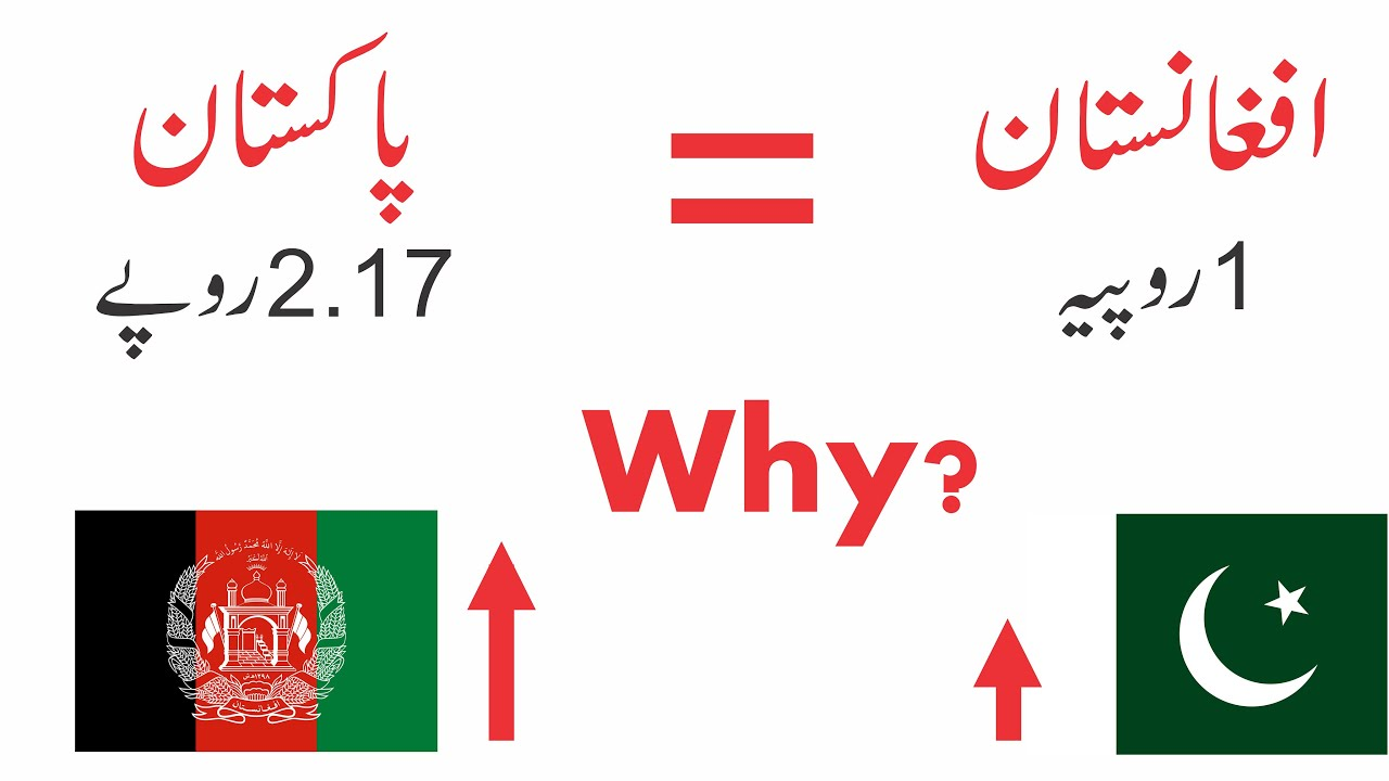 One Pakistan rupee is equal to how many Afghanistan Rupees (hindi/urdu) Pakistan to Afghanistan RS