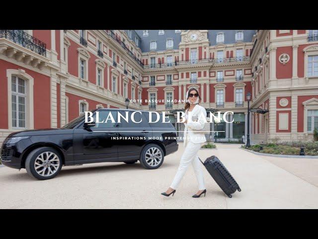Inspiration mode du printemps 2021 à l'Hôtel du Palais - Biarritz