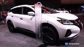 2019 Nissan Murano Platinum - Exterior and Interior Walkaround - 2019 New York Auto Show