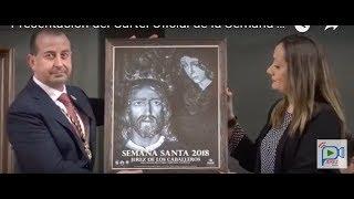Presentación del Cartel Oficial de la Semana Santa de 2018