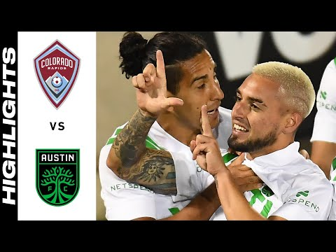 Colorado Austin FC Goals And Highlights
