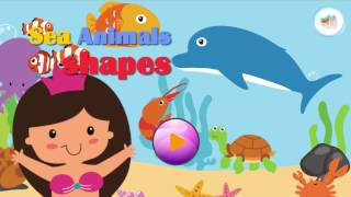 Sea Animal puzzles Game for kids free CansGame Android