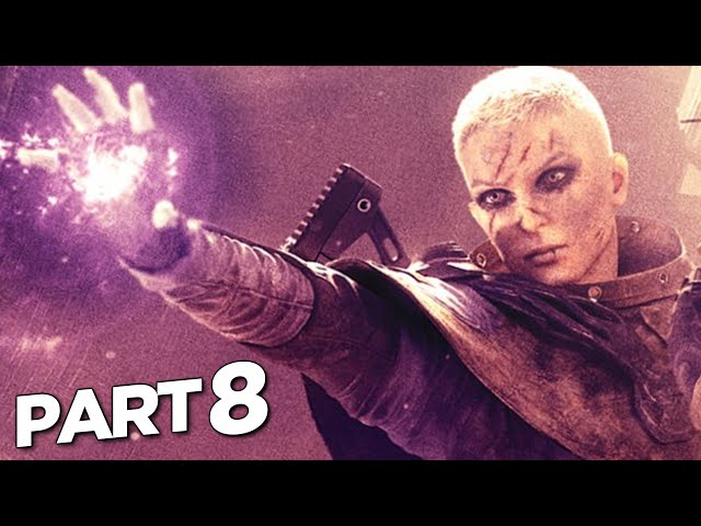 MY FAVORITE TRICKSTER SKILL in OUTRIDERS PS5 Walkthrough Gameplay Part 8 (FULL GAME)