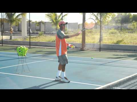 Come Inside Anguilla's Tennis Academy