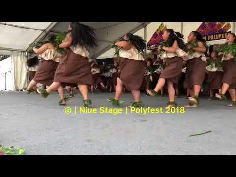 Tangaroa College Niue Group 2018