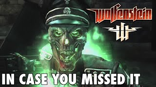 Wolfenstein (2009) Xbox 360 Review - In Case You Missed It