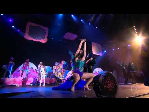 Katy Perry - Peacock (Live at Rock In Rio Brazil 2011) HD