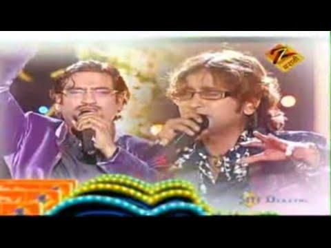 Ajay-Atul Live | Navari Aali - Lagingeet | Zee Marathi