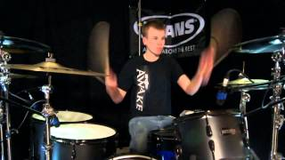 One Direction - One Way Or Another (Teenage Kicks) - Drum Cover - Brooks