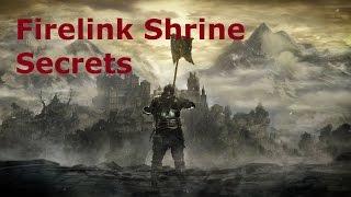 Dark Souls 3: Firelink Shrine Tower Secrets