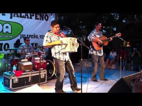 Ricky Naranjo Y Los Gamblers Video 2 in La Villita 4th of July 2012 San Antonio TX