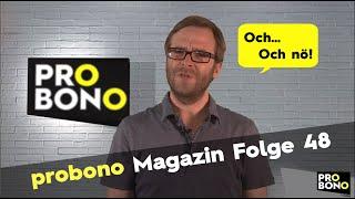 probono Magazin Folge 48: Hefte raus, Klassenarbeit!