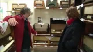 Perneky Sándor Öreg rádiók kiállítása - Vital TV, 2011. január 19. I.