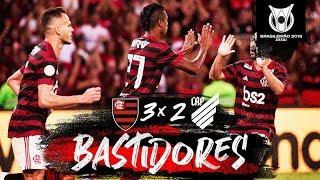 Flamengo 3 x 2 Athletico-PR - Bastidores