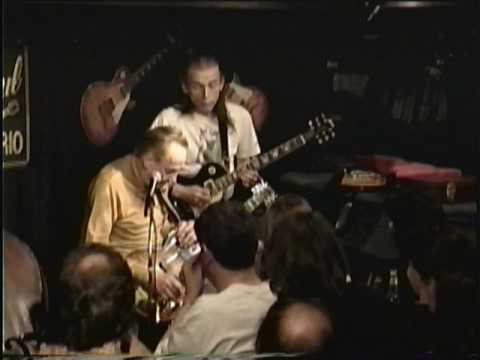 Les Paul with Steve Howe