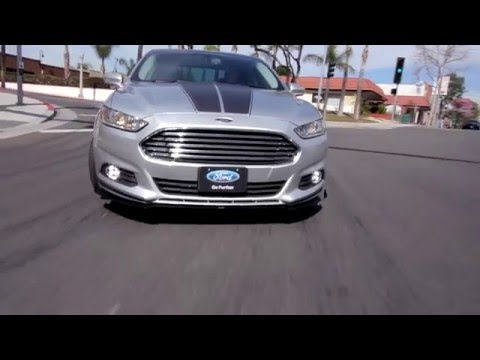 Rally Innovations Ford Fusion Sport Package - The Young Executive