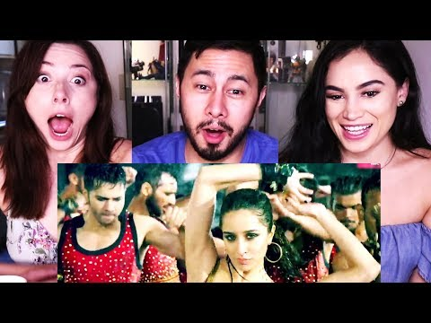 BEZUBAAN PHIR SE | Disney's ABCD 2 | Music Video Reaction!