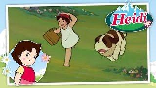 Heidi - Episodio 35 - El cielo de las montañas