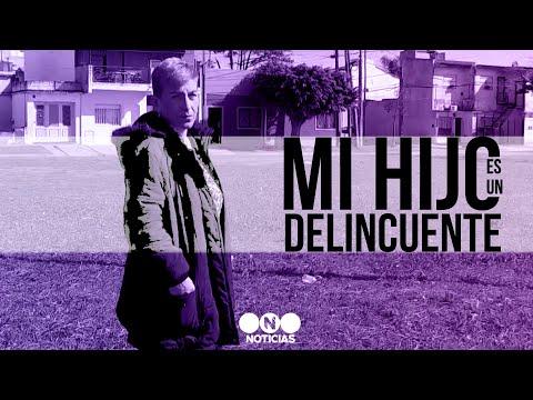 """""""MI HIJO ES UN DELINCUENTE"""" - Telefe Noticias"""