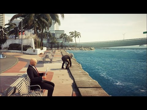 Hitman 2 Psycho Stealth Kills (Miami The Finish Line)
