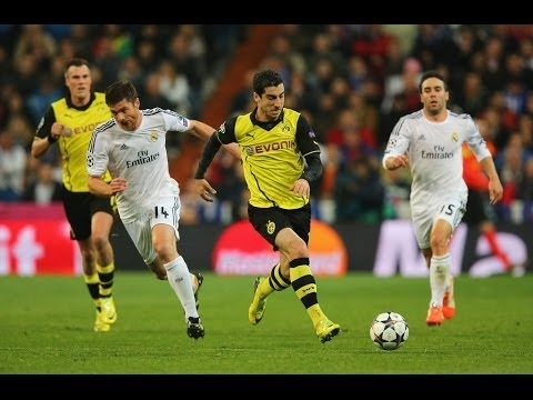 Henrikh Mkhitaryan vs Real Madrid (H) 13-14 HD 720p by AEA7HD